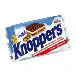 Knoppers 25 gr