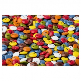 Lacasitos de Colores 1 Kg.