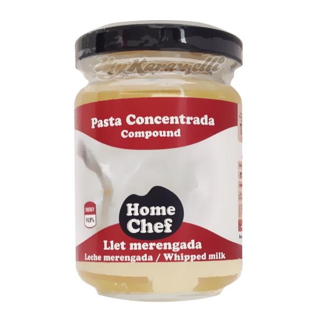 Leche Merengada en pasta 170gr Home Chef