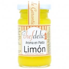 Aroma en Pasta Limón 50 gr