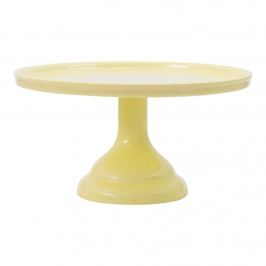 Stand para Tartas Amarillo Pastel 23 cm