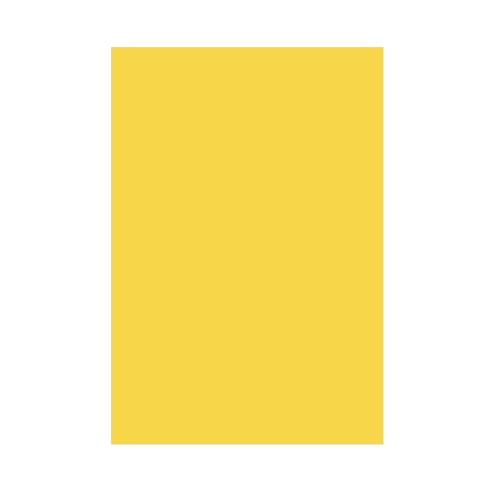 Mantel de Papel Amarillo