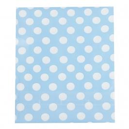 Mantel Azul con Lunares Blancos - My Karamelli