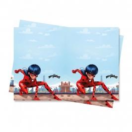 Mantel de Plástico Ladybug 120 cm x 180 cm