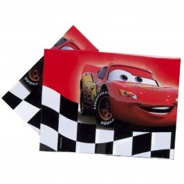 Mantel de plástico Cars