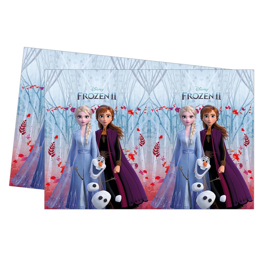 Mantel de Plástico Elsa, Anna y Olaf Frozen 2