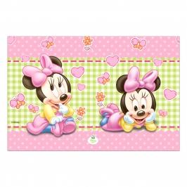 Mantel de Plástico Minnie Bebé