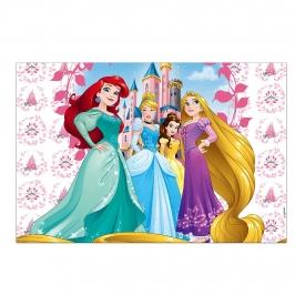 Mantel de Plástico Princesa Disney heart