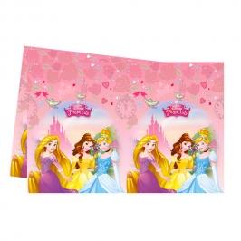 Mantel de Plástico Princesas Disney