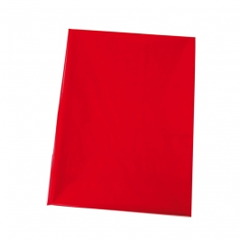 Mantel de Plástico Rojo - My Karamelli