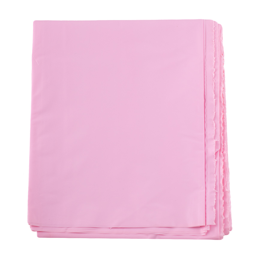 Mantel plastico rosa