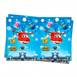 Mantel de Plástico Super Wings