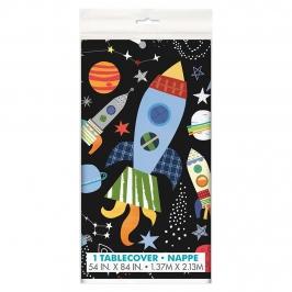 Mantel de plástico Espacio Estelar
