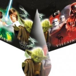 Mantel plástico de Star Wars 120x180cm