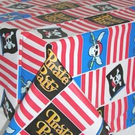Mantel plástico Fiesta Pirata