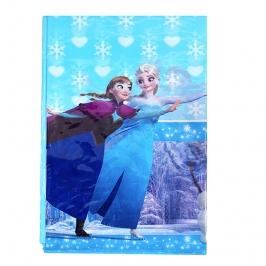 Mantel Plástico Frozen Elsa y Anna