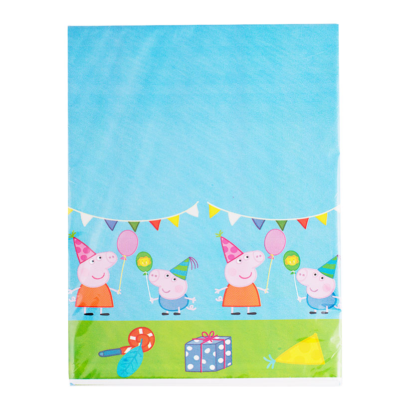 Mantel plástico Peppa Pig - My Karamelli