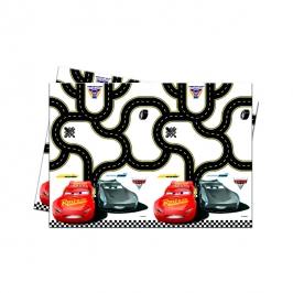 Mantel Plástico Cars