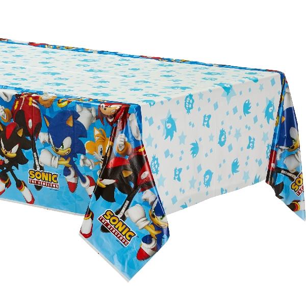 Mantel Plástico Sonic the Hedgehog