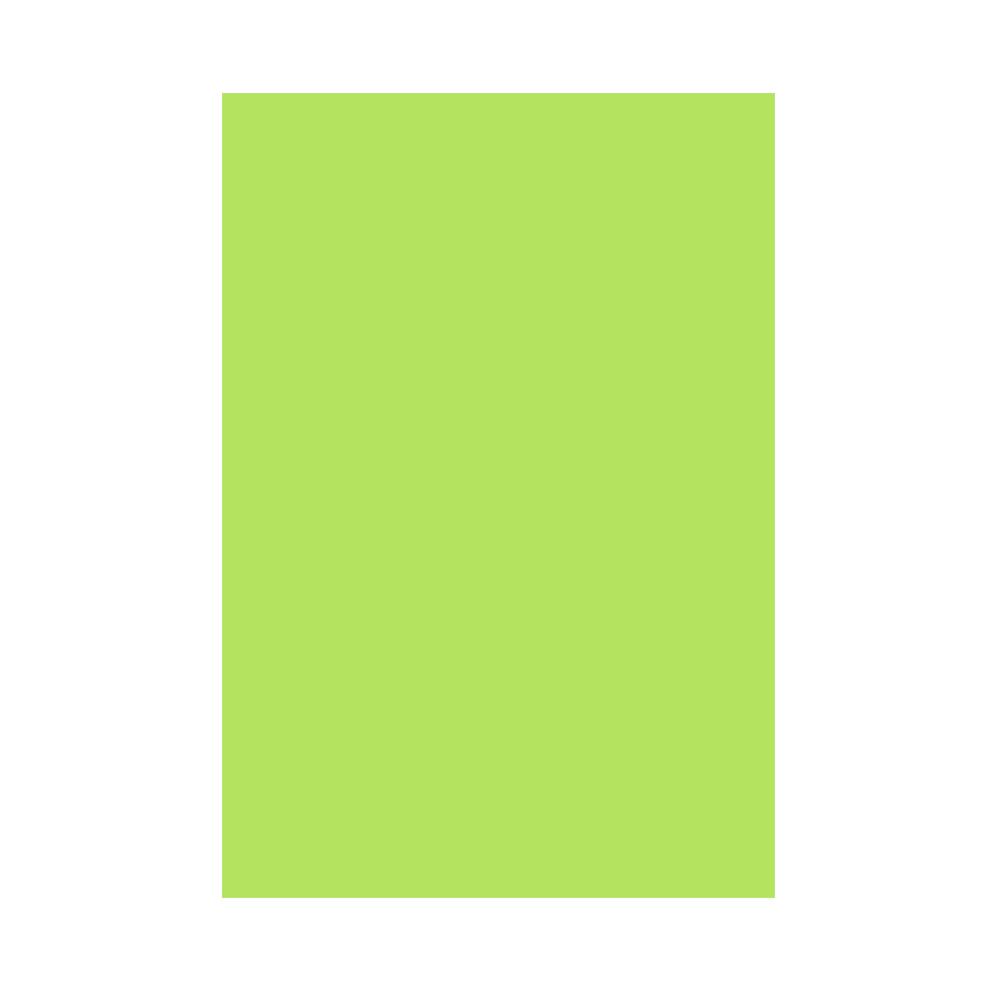 Mantel de Papel Verde Kiwi