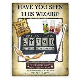 Marco Gigante para Photocall Harry Potter con Accesorios