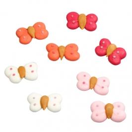 Mariposas de azúcar 12 uds