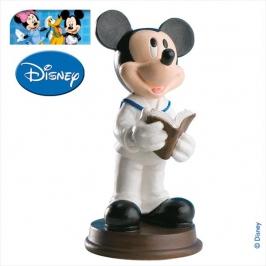Decoración Mickey con libro de Comunión
