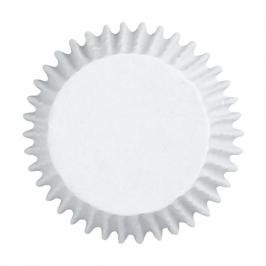 cápsulas blancas para cupcakes Wilton