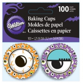 Mini Cápsulas Eye Balls (100 uds)