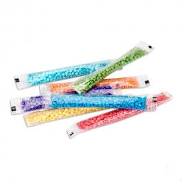 Mini Confetti de Azúcar Multicolor Perlado