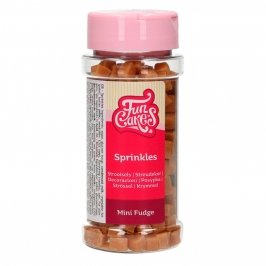 Mini Fudge Vainilla 65 gr