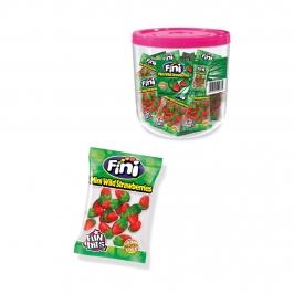 Mini Fresas Salvajes Envase Individual 18 gr - 50 Bolsas