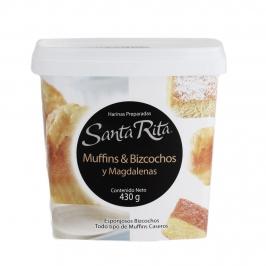 Mix Harina Bizcochos y Muffins 430 gr