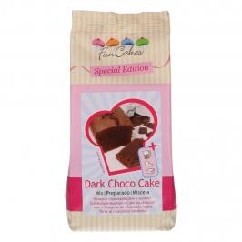 Mix para Bizcocho de Chocolate Negro 400 gr