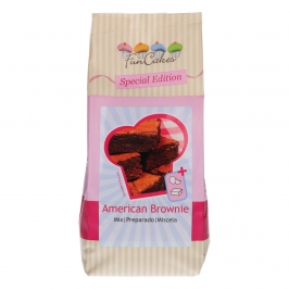 Mix para Brownie Americano 500 gr