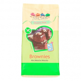 Mix para Brownies Sin Glúten 500g
