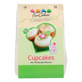 Mix para Cupcakes Sin Glúten 500g
