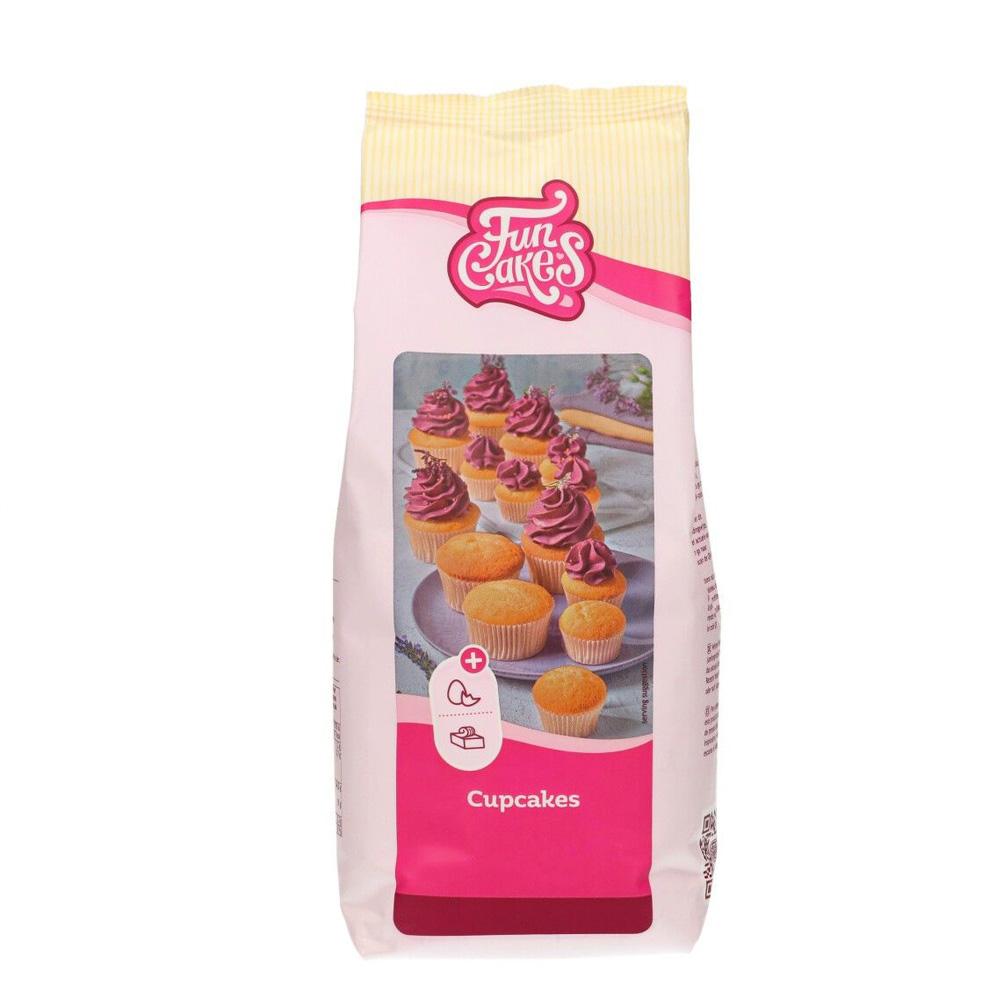 Mix para preparar Cupcakes 1 Kg