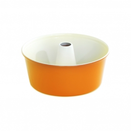 Molde Angel Food Naranja Nordic Ware