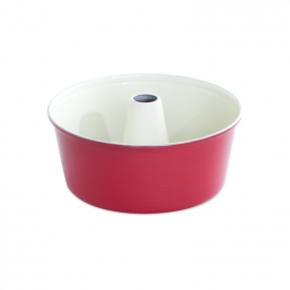 Molde Angel food Rojo Nordic Ware