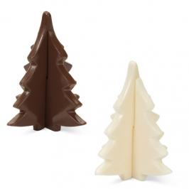 Molde para árbol de navidad 3D Wilton