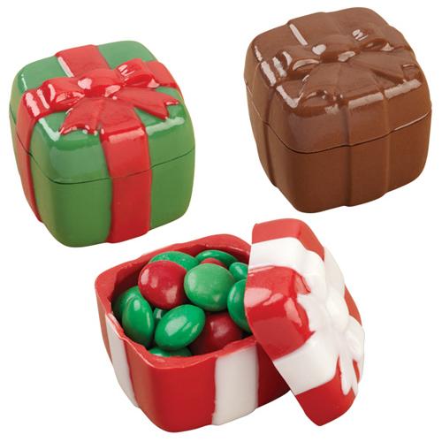 Molde para hacer cajitas de Chocolate