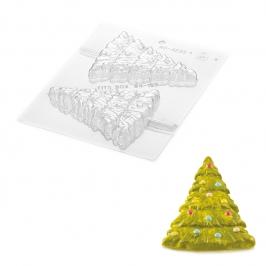Molde para Chocolate Árbol de Navidad
