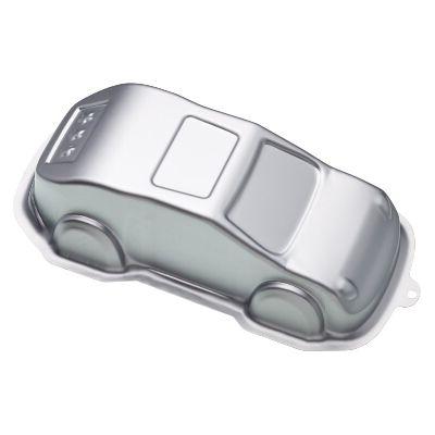 Molde con forma de coche 24cm