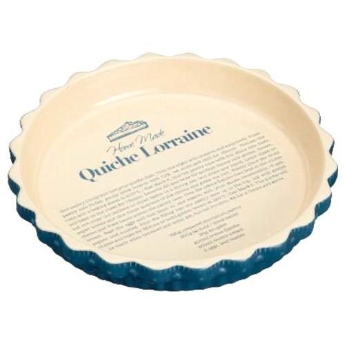 Molde de Cerámica para Tartas y Quiches