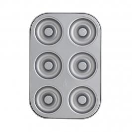 Molde para Donuts 6 Cavidades - Patisse