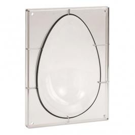 Molde de policarbonato huevo 20cm