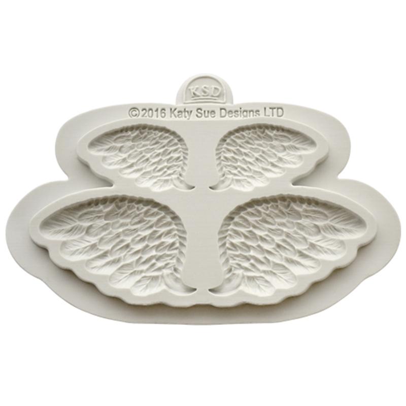 Molde de Silicona Angel Wings