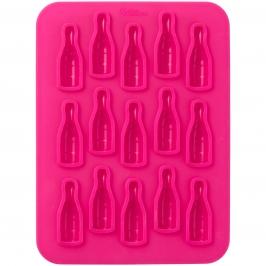 Molde de Silicona Botella de Champán