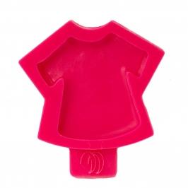 Molde de silicona Camiseta - My Karamelli